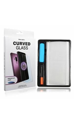 Curved Glas mit Nano Optic und Nano scale Licht für Samsung