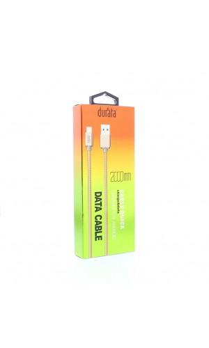 Durata Micro Ladekabel & Datenkabel