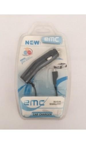 EMC Kfz-USB-Netzteil mit Micro-USB