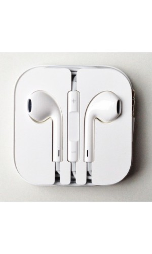 Apple Kompatible EarPods mit Fernbedienung und Mikrofon Headset